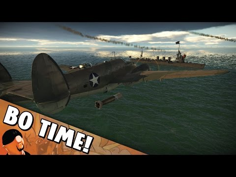 "War Thunder - B-34 Ventura ""Operation Christmas Tree Is Officially Dead!"""