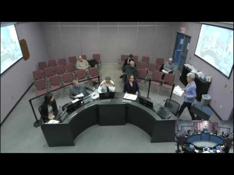 Administration/Finance/Fire Committee Meeting March 20, 2017  - Part 1