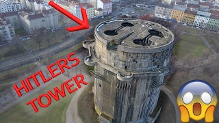 hitlers terrible tower giant world war 2 anti aircraft flak tower