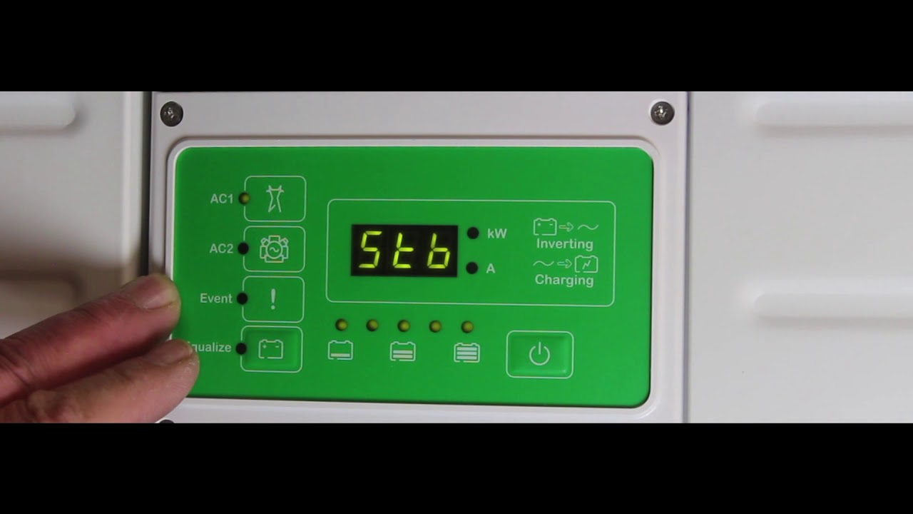 Hybrid Inverter for Solar Power - Conext XW+ 230V | SE Solar