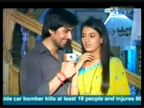 Harshad Chopra & Aditi Gupta On SBS - January 27th 2010.flv