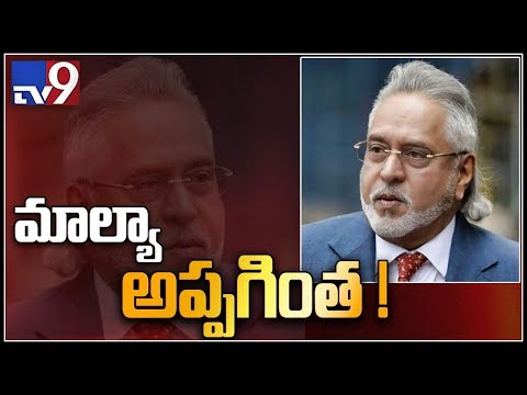 UK Home office allows Vijay Mallya's extradition - TV9