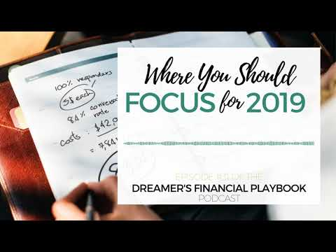 Where You Should Focus for 2019