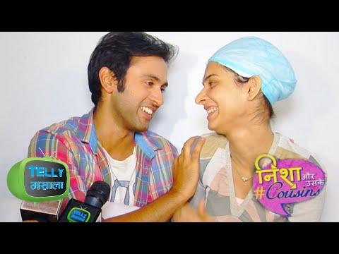 Kabir Praises Nisha in Nisha Aur Uske Cousins | Fun Interview | Star Plus