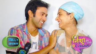 Kabir Praises Nisha in Nisha Aur Uske Cousins   Fun Interview   Star Plus