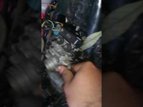 Jupiter mx old. Carburator convert fuel injection