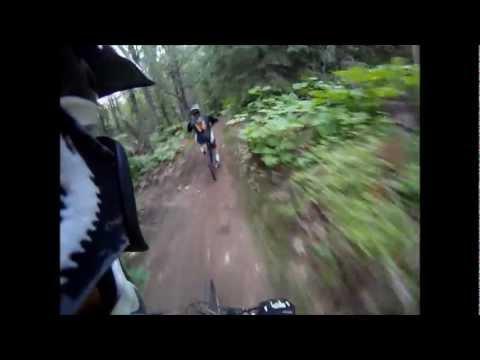 kincaid Park Alaska Mountain Biking