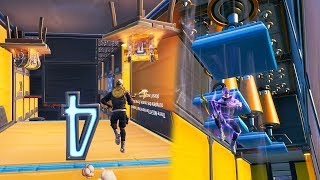 ONDERSTEBOVEN DEFAULT PARKOUR! - Fortnite Deathrun