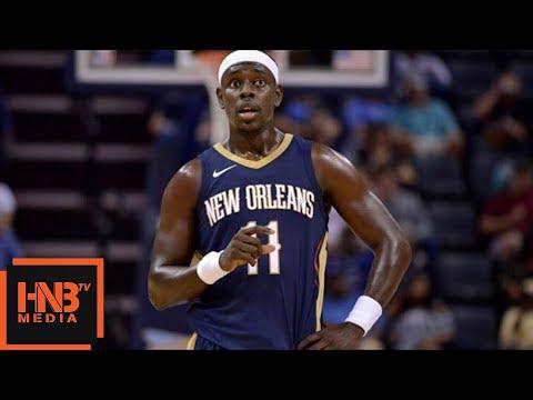 Golden State Warriors vs New Orleans Pelicans 1st Qtr Highlights / Week 1 / 2017 NBA Season