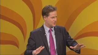 Nick Clegg: what I love about Britain