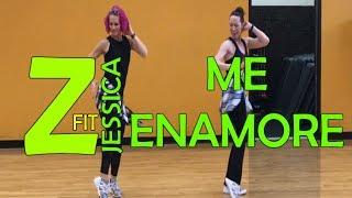 "Zumba ""Me Enamore"" by Shakira    ZumbaFitJessica"