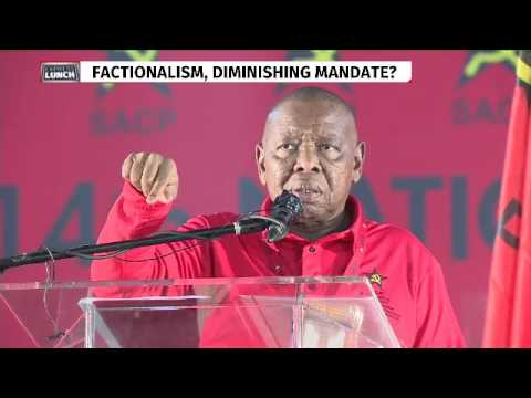 Blade Nzimande`s political report at SACP's 14th Congress