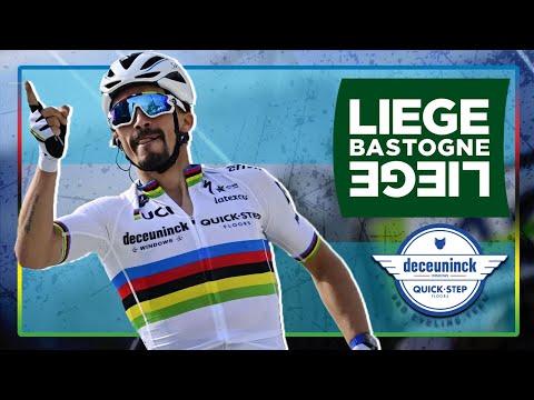 2021 LIEGE - BASTOGNE - LIEGE || Pro Cycling Manager 2020 - Deceuninck Quick Step |