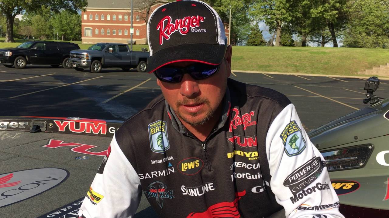 Jason Christie's secret big bass bait for Bull Shoals and other highland lakes