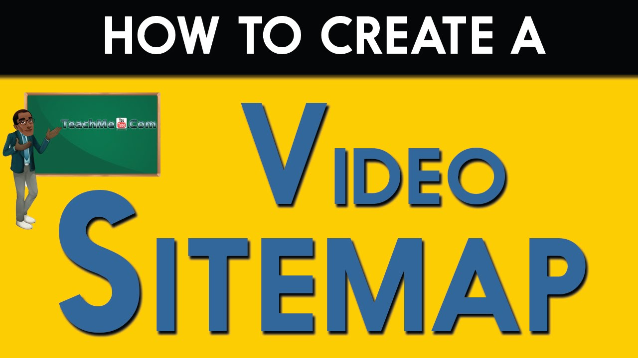 Download Create a Video Sitemap with YouTube Sitemap Generator