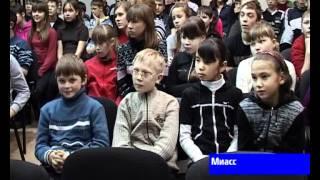 Уроки безопасности на льду в школе №29.flv