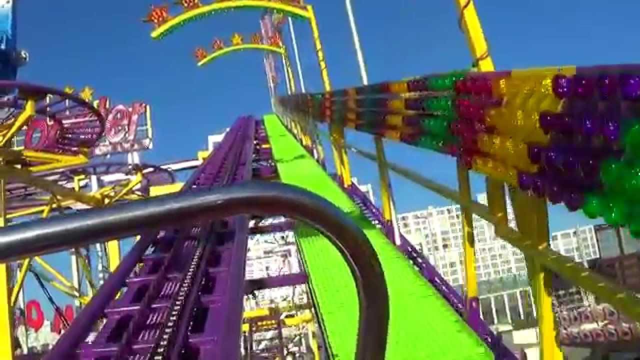 Xxl Tv 18 Six: Spinning Coaster XXL Buwalda Kermis Rotterdam 2015