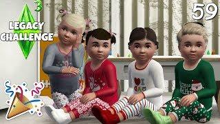 Die VIERLINGE haben Geburtstag! 🎉 - Die Sims 3 Legacy Challenge Part 59   simfinity