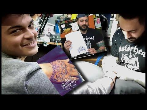 Zayn MALIK Mandala Tattoo in INDIA! : Expectations v/s Reality