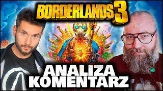 BORDERLANDS 3 – Rock & Rojo | KOMENTARZ - ANALIZA