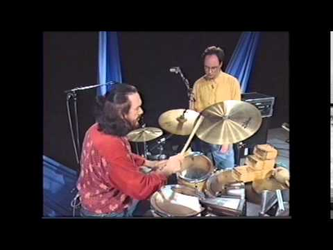 Airto Moreira - Rhythms and Colors (drum instructional video)