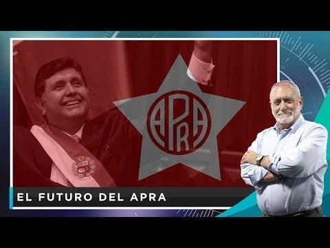 El futuro del Apra   - Claro y Directo con Augusto Álvarez Rodrich