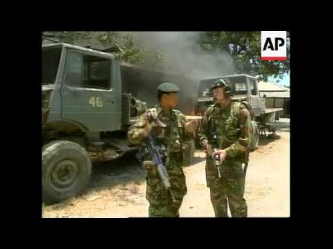 EAST TIMOR: UN PEACEKEEPING MISSION WRAP