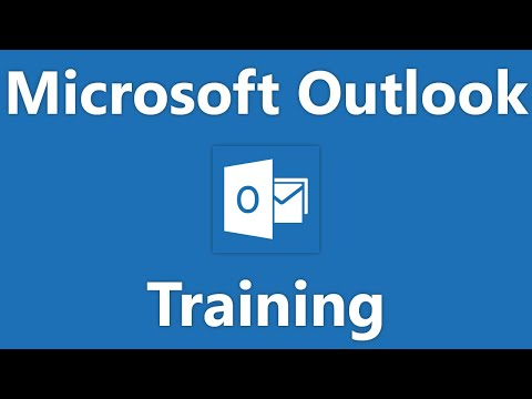 Outlook 2016 Tutorial Message Flags Microsoft Training Lesson
