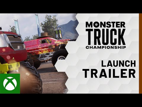 Monster Truck Championship - Launch Trailer jugar
