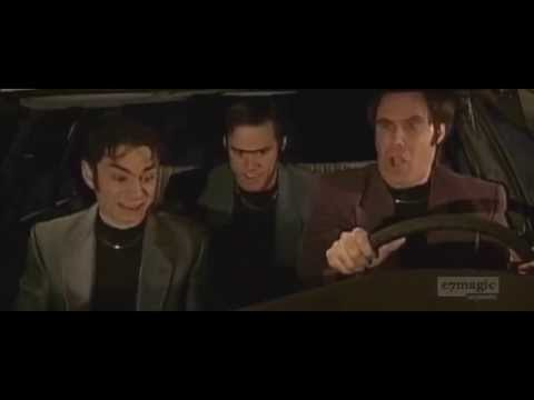 Retarded What does the fox say [5H] Jim carrey|Batman
