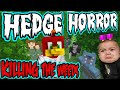 HEDGE HORROR -|- Minecraft Xbox Murder Mystery - KILLING THE WEEDS !!