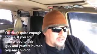 Richie From Boston illuminati snake Exposed By Sunlight