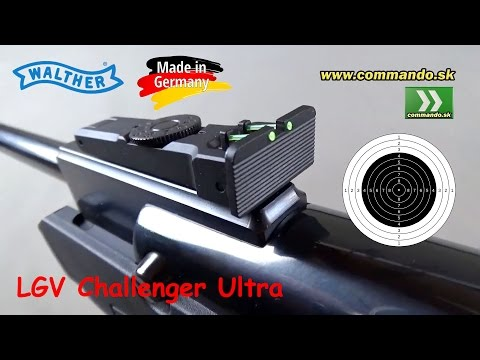 Airgun Walther LGV Challenger Ultra 4,5mm