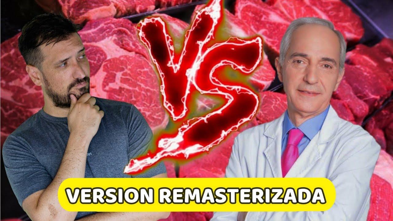 Vegano Reacciona: Dr. Sabagh y la caída del consumo de la carne (REUPLOAD POR COPYRIGHT)