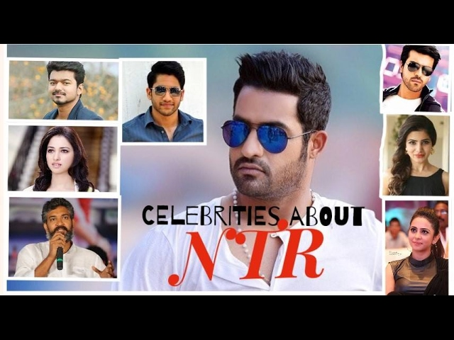 Celebrities About NTR || Stars Craze On NTR dance || NTR