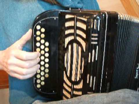 "HOHNER ""Super Suisse"" Accordion - high quality instrument - ebay June 18."