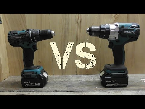Makita XPH07 Vs. XPH06 Hammer Drill Review, Unboxing and comparison (LONG VERSION)