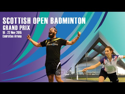 Scottish Open Grand Prix - Day 2 I LIVE!