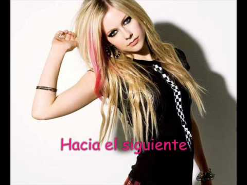 Avril Lavigne - One Of Those Girls - subtitulado al español mp3