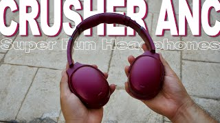 Skullcandy Crusher ANC Review - Super Fun Headphones Worth The Upgrade