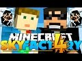 Minecraft: SkyFactory 4 -MINI-ME THE MACHINE?! [8]