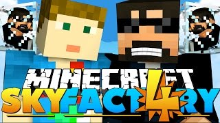 Minecraft: SkyFactory 4 -MINI-ME THE MACHINE?! [8]