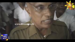 Hiru correspondent in Matara assaulted while reporting a protest