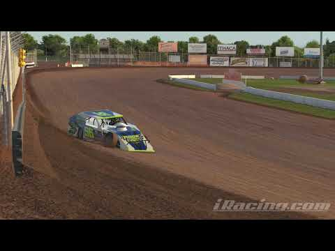 UMP Modified  A Few Laps Around @Lernerville Speedway