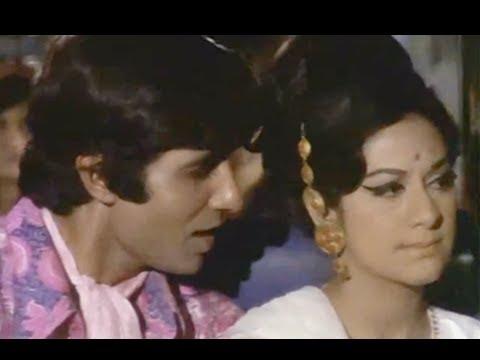 Dekha Na Haye Re - Amitabh Bachchan & Aruna Irani - Bombay To Goa