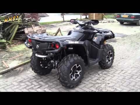 Can Am Outlander XT 1000 demo at Mastermilo82