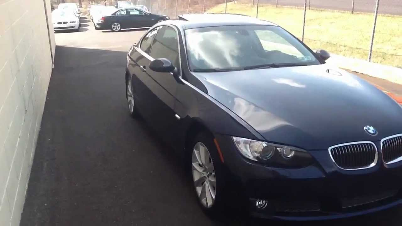 BMW XI COUPE AWD For Sale In Pennsylvania YouTube - 2012 bmw 335xi for sale