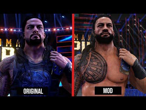 Incredible Superstars Mods