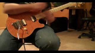 Download Ozzy Osbourne S.A.T.O Cover with Ernie Ball Music Man Axis MP3 song and Music Video