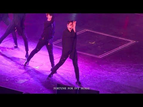 180203 CARAT LAND 2  13월의 춤  호시 focus